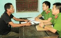 Khởi tố vụ án, bắt tạm giam người làm cháy rừng thông Hồng Lĩnh
