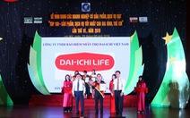 """Dai-ichi Việt Nam vào top """"Sản phẩm dịch vụ tốt nhất 2019"""""""