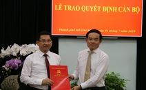 Viện trưởng VKSND TP.HCM làm phó trưởng ban nội chính Thành ủy