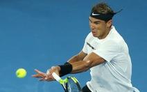 """Giải quần vợt Wimbledon 2019: Nadal - """"hổ"""" xuống đồng bằng..."""