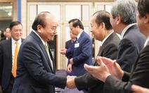 Thủ tướng: 'Tôi khuyến khích các bạn đầu tư FDI chất lượng cao vào Việt Nam'