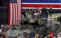 Bộ Quốc phòng Mỹ chi 1,2 triệu USD cho lễ Quốc khánh