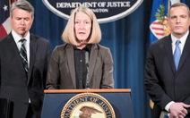 Nhà ngoại giao Mỹ lãnh án vì đi đêm với tình báo Trung Quốc