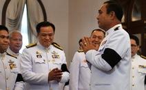 Nhà vua phê chuẩn nội các chính phủ mới của Thái Lan