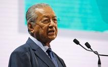 Thủ tướng Malaysia khoe xử lý ổn khoản nợ hơn 240 tỉ đô