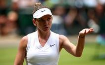 Hạ gục nhanh Svitolina, Halep lần đầu vào chung kết Wimbledon