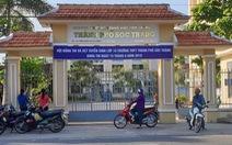 Lãnh phụ cấp trái qui định, hiệu trưởng Trường THPT TP Sóc Trăng bị buộc trả lại