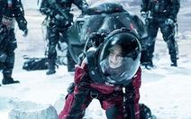 Phim Trung Quốc bất ngờ hụt hơi, thua phim Mỹ cả trên sân nhà