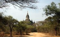 Những ngôi đền ngạo nghễ với thời gian ở cố đô Bagan
