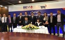TTC và BIDV ký kết hợp tác toàn diện giai đoạn 2019-2023