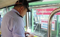 Thưởng tài xế xe buýt ép ngã nhóm cướp xe máy 2 triệu đồng