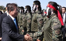 Mỹ yêu cầu Nhật, Hàn đưa quân tới eo biển Hormuz