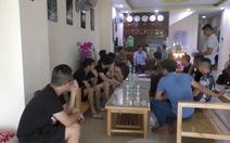 Một nhóm người Trung Quốc thuê khách sạn để tổ chức đánh bạc