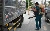 TP.HCM hỗ trợ tiền cho lực lượng phòng, chống dịch tả heo châu Phi