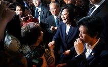 Bất chấp Trung Quốc phản đối, lãnh đạo Đài Loan công khai tới Mỹ