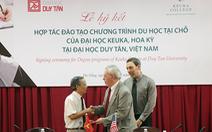 Khối ngành kinh tế - quản trị tại Đại học Duy Tân: Chưa bao giờ hết hot