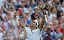 Đánh bại Nadal, Federer tiến vào chung kết Wimbledon 2019