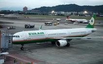 Tiếp viên đình công, Eva Air hủy 37 chuyến bay từ Tân Sơn Nhất
