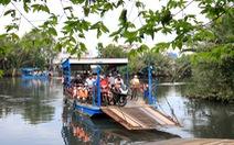 Sài Gòn sông nước và những chuyến phà lênh đênh bao chuyện đời