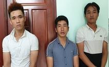 Tóm băng trộm lấy cùng lúc 9 xe máy trong nhà trọ