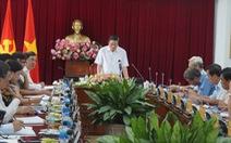 Ban Bí thư kiểm tra công tác nêu gương của cán bộ tại tỉnh Đồng Nai