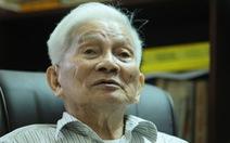GS Hoàng Tụy vừa qua đời