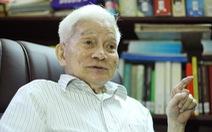 Nhớ GS Hoàng Tụy, thầy tóc bạc - lòng son