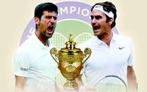 Wimbledon 2019: Cuộc đấu của những vị vua