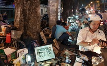 Săn 'đồ độc' vỉa hè - Kỳ 1: Chợ lạc xoong lúc 5h sáng