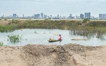 San lấp ao hồ để xây thành phố, Campuchia sẽ trả giá bằng ngập lụt?
