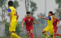 U18 Việt Nam đối đầu Thái Lan, Úc tại giải U18 Đông Nam Á 2019