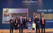 Tìm ra chủ nhân trúng giải căn Condotel Movenpick Resort Waverly Phú Quốc hơn 3 tỷ đồng