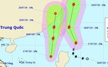 Biển Đông bị áp thấp nhiệt đới mới, khả năng thành bão