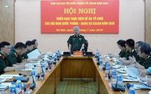 Nhiều hoạt động quốc phòng, quân sự Asean trong năm 2020