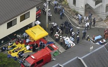 Nghi phạm hét lớn 'Chết đi!' khi đốt xưởng hoạt hình Nhật làm 24 người chết