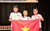 32 học sinh Việt giành giải Toán quốc tế WMI 2019