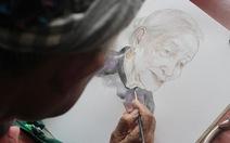 Thực hiện ước mơ ở tuổi xế chiều - Kỳ 7: Dự án của lão họa sĩ 73 tuổi