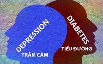 Mối liên quan giữa trầm cảm và tiểu đường
