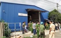 Cưỡng chế tháo dỡ nhà kho trong khu dân cư đại học Bách khoa