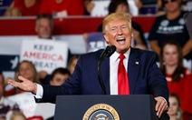 Nói về 4 nữ nghị sĩ da màu, ông Trump lại nhắc 'Nếu không thích, hãy để họ đi'
