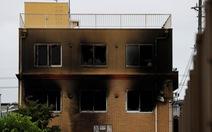 Nghi phạm phóng hỏa xưởng phim Nhật vì bị đánh cắp ý tưởng?