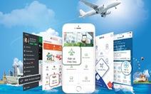 Đặt vé máy bay trên ứng dụng ngân hàng, nhận ưu đãi 'khủng'