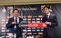 Tân HLV Thái Lan Nishino: 'Tôi muốn xây dựng Thái Lan ngang tầm với Nhật Bản'