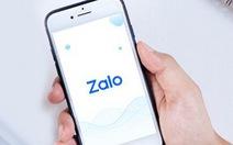 Trung tâm Internet VN chưa nhận được văn bản thu hồi tên miền Zalo
