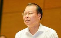 Cựu phó thủ tướng Vũ Văn Ninh bị cảnh cáo