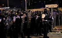 Bắc Kinh ủng hộ điều tra hình sự người biểu tình đập phá ở Hong Kong
