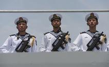 Quân đội Trung Quốc thử tên lửa đạn đạo chống hạm trên Biển Đông