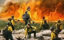 Cháy rừng và những người anh dũng