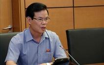 Ông Triệu Tài Vinh thôi bí thư Hà Giang, về làm phó trưởng Ban Kinh tế trung ương