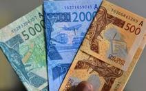 Các nước Tây Phi chuẩn bị đưa đồng tiền chung vào lưu thông